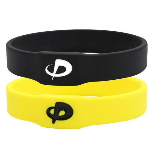 Phiten S1 Aqua-Metal Titanium Infused Bracelet 2-Pack