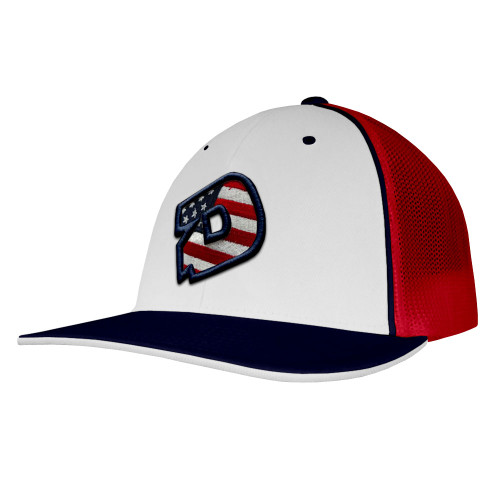 DeMarini D Logo USA Baseball/Softball Trucker Hat