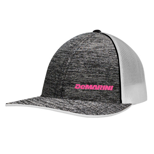 DeMarini Offset Logo Heather Baseball/Softball Trucker Hat
