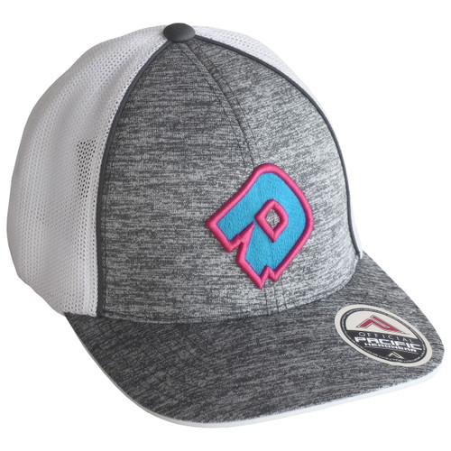 DeMarini D Logo Heather Baseball/Softball Trucker Hat