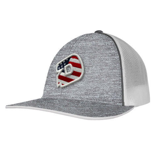 DeMarini D Logo Heather USA Baseball/Softball Trucker Hat