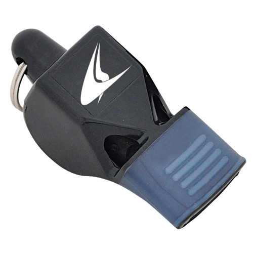 Champro Sports Officials' Whistle w/Mouth Cushion and Lanyard (A336CL)