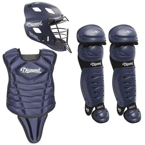 Diamond Core Series Youth Baseball Catcher's Gear Set