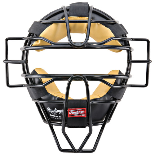 Rawlings High Visibility PWMX Wire Baseball/Softball Umpire Mask