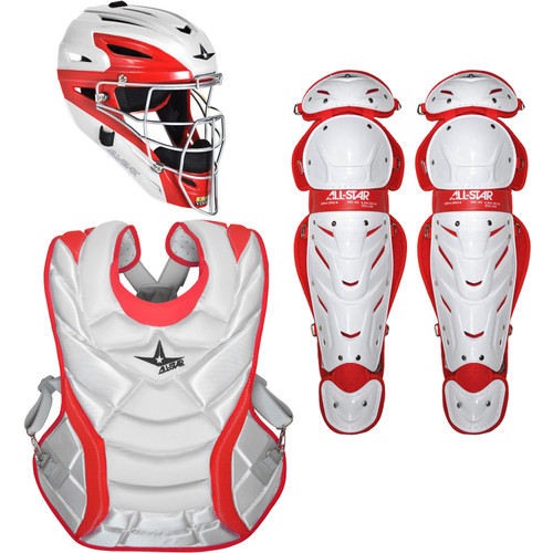 All-Star Vela Pro 2-Tone Adult Women's Fastpitch Catcher's Set
