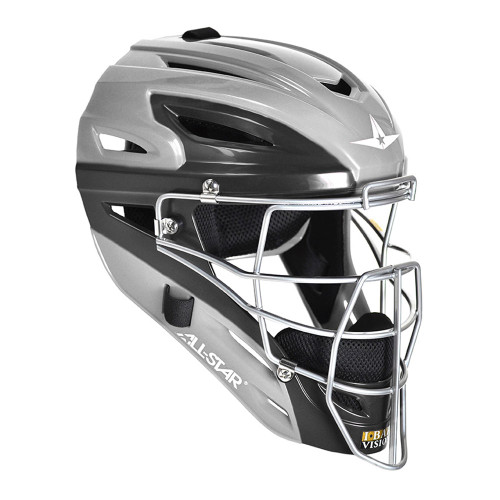 All-Star System Seven Two-Tone Adult Catcher's Helmet (MVP2500TT)