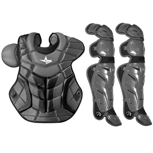 All-Star System Seven Pro Adult Baseball Catcher's Gear