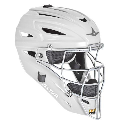 All-Star System Seven Youth Baseball Catcher's Helmet