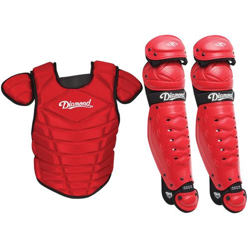 Diamond Core Series Adult Baseball Catcher's Gear Set