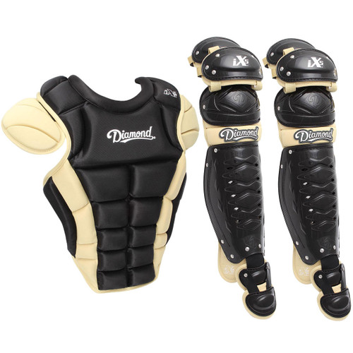 Diamond iX5 Adult Baseball Catcher's Gear Set