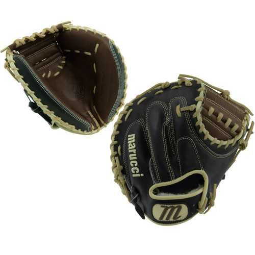 Marucci Honor The Game 32.5 Inch MFGHG325CM-KR Baseball Catcher's Mitt