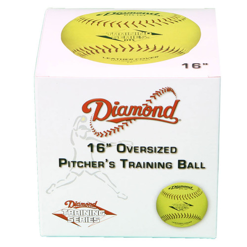 Diamond DTS-16Y Oversized Pitching Fastpitch Softball