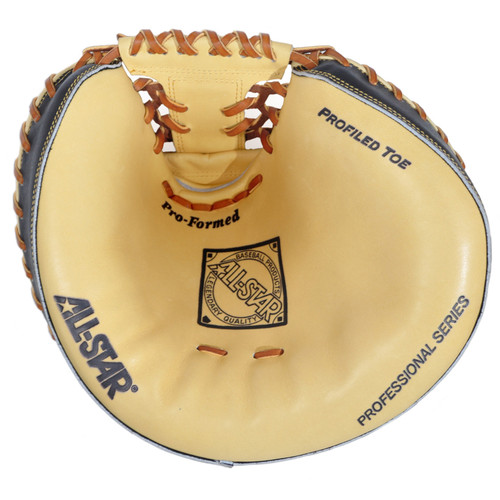 All-Star The Donut 33.5 Inch CM1000TM Baseball Catcher's Training Mitt