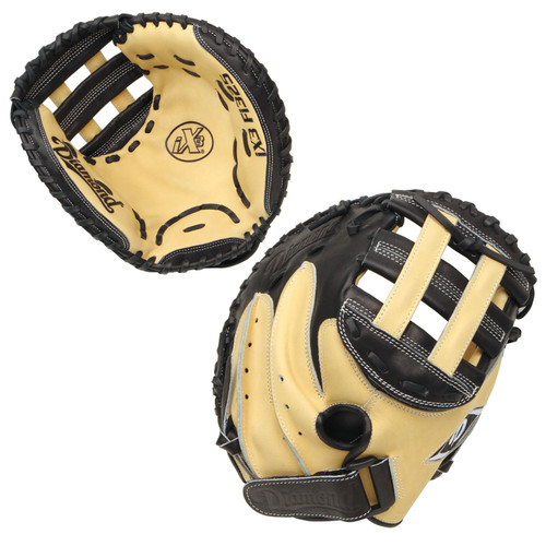 Diamond iX3 32.5 Inch DCM-iX3 Fi325 Fastpitch Softball Catcher's Mitt