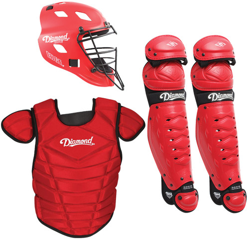 Diamond Core Series Adult Baseball/Softball Catcher's Package
