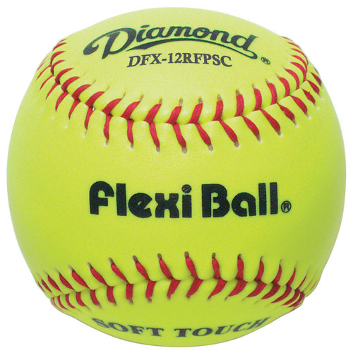Diamond DFX-12RFPSC FlexiBall 12 Inch Optic Synthetic Fastpitch Softball