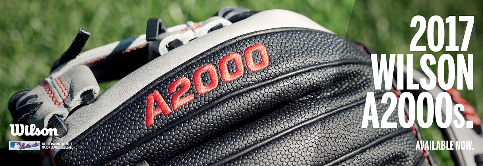 Wilson A2000 Gloves