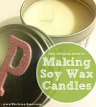E-Book: Your Complete Guide to Making Soy Wax Candles