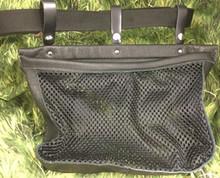 #258 Bird/Hull mesh bag w/snap straps was $58.00