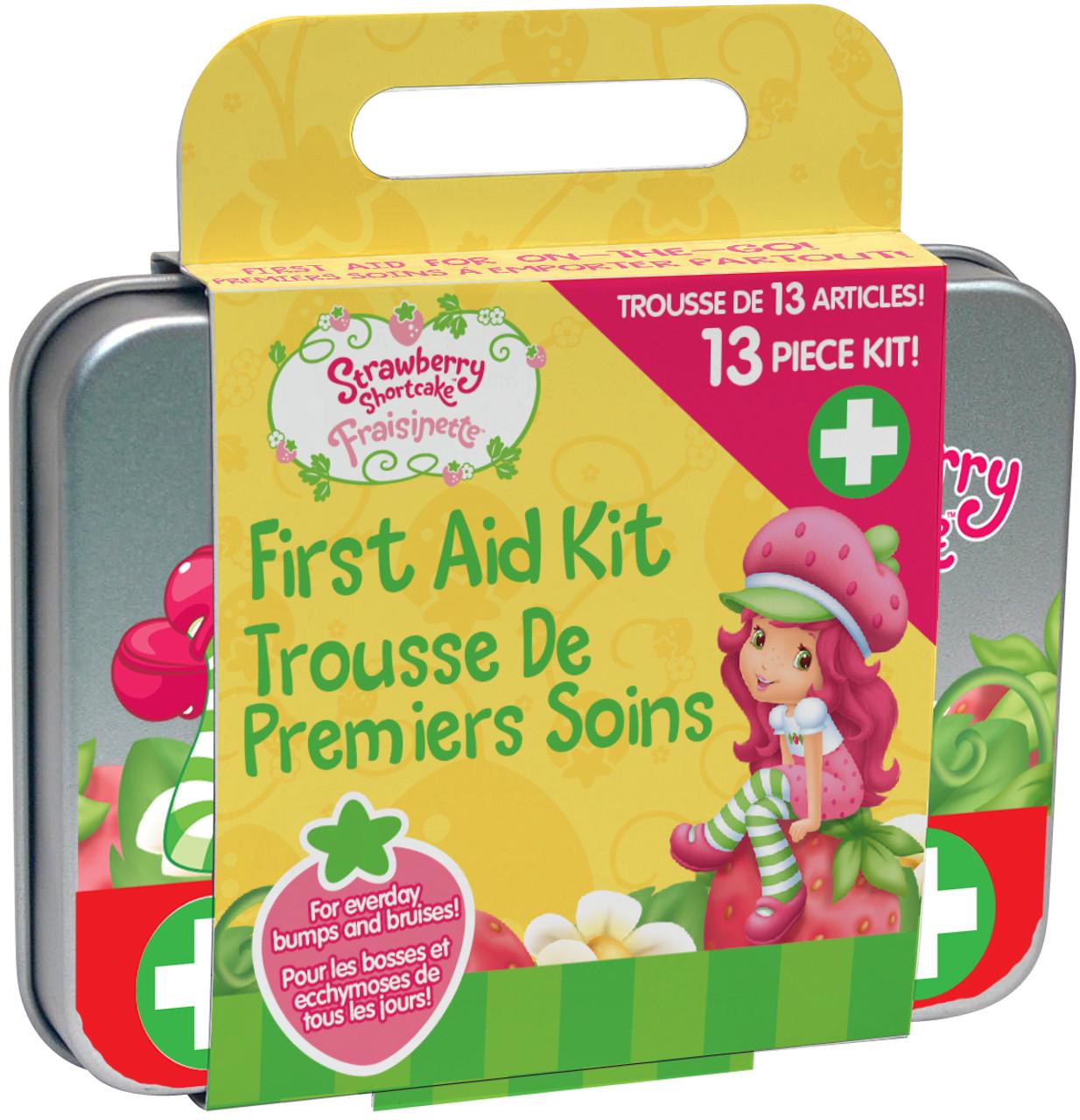 contains 2 antiseptic wipes 2 gauze pads 4 large bandages 4 small bandages