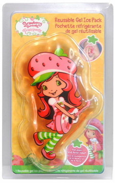 Strawberry Shortcake reusable gel ice pack