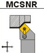 indexable iso Type lathe turning tool holder MCSNR/L MCSNR MCSNL 16mm 20mm 25mm 32mm 40mm shank size for Carbide Insert