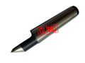 MORSE TAPER #2 #3 MT2 MK2 MT3 MK3 HALF NOTCH DEAD CENTER WITH CARBIDE TIP  WORKHOLDING TOOL HOLDING TURNING TAILSTOCK CNC