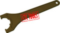 ER40 COLLET SPANNER WRENCH SAFETY DIN6499 ISO15488