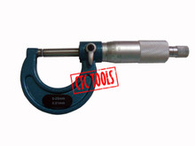 METRIC OUTSIDE MICROMETER HIGH RESOLUTION MEASURING INSTRUMENT