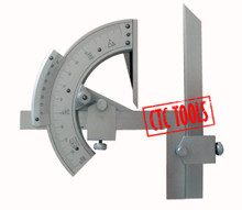 INSPECTION MEASURING SET-UP ANGLE UNIVERSAL BEVEL PROTRACTOR GAUGE