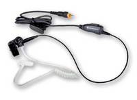 Motorola HKLN4487F 1-Wire Surveillance Earpiece