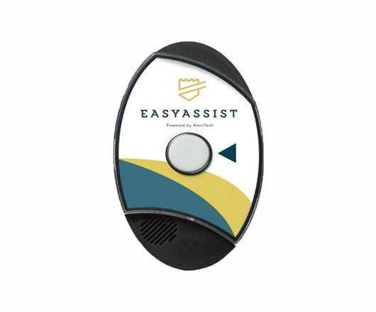 Easy Assist EA200 PTT Call Button