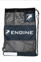 Mesh Gear Bag - Charcoal