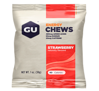 Energy Chews - Strawberry