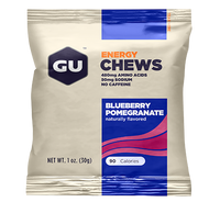 Energy Chews - Blueberry