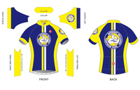 BTC Womens Short Sleeve Cycling Jersey 7.10