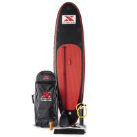 10' Inflatable Black SUP Package
