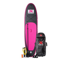 10' Inflatable Pink SUP Package