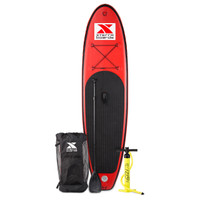 10' Inflatable Red SUP Package