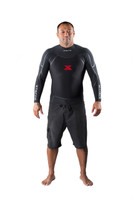 Mens Black K-38 Surf Jacket