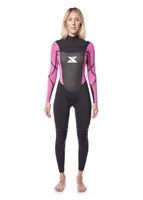 Womens Salsipuedes 2/2 Chest Zip Fullsuit