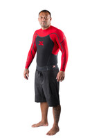 Mens Red K-38 Surf Jacket
