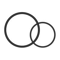 Varia™ Universal Seat-post Quarter Turn Mount O-rings