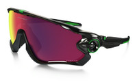 Jawbreaker™ Cavendish polished black with Prizm Road