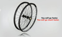 29er MTB Carbon Series Rims (Clincher)