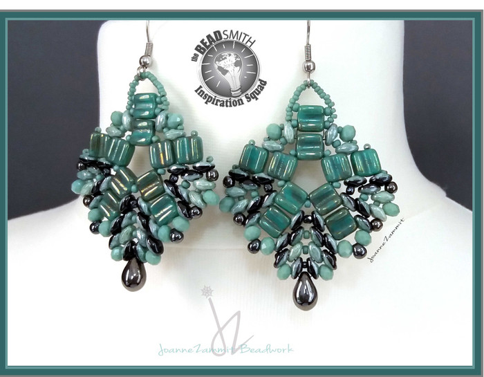 Duets & Groovies Earrings Free jewelry patern