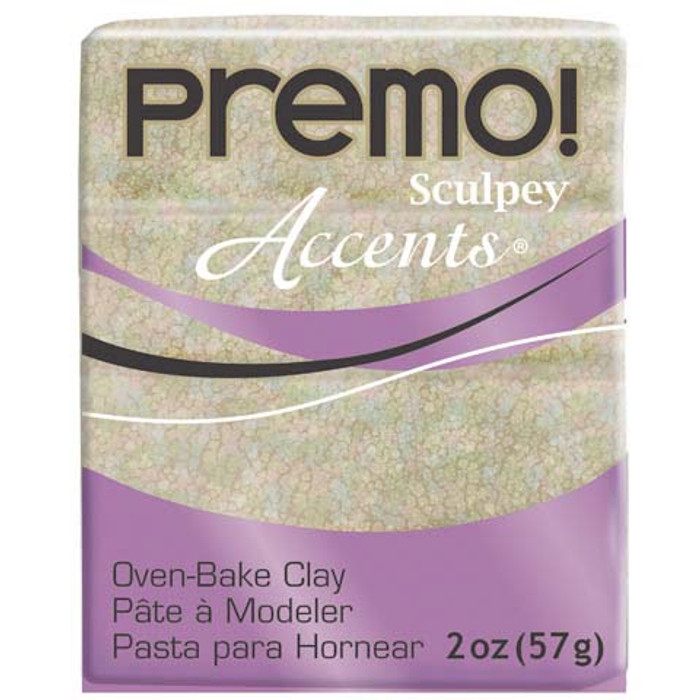 Sculpey Premo Accents Polymer Clay 2oz Opal