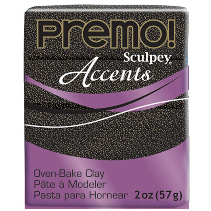Sculpey Premo Accents Polymer Clay 2oz Twinkle