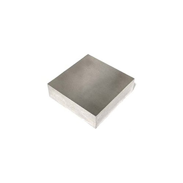 "BeadSmith Steel Bench Block Flat Anvil Jewelers Tool 2.5 x 2.5"" x 3/4"""