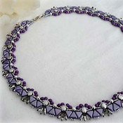 Kheops Felie' Collar Free Download - Free Jewelry Making Project complements of Bead Smith(R)